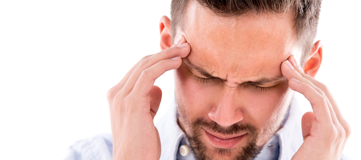 Image of chiropractic for headaches