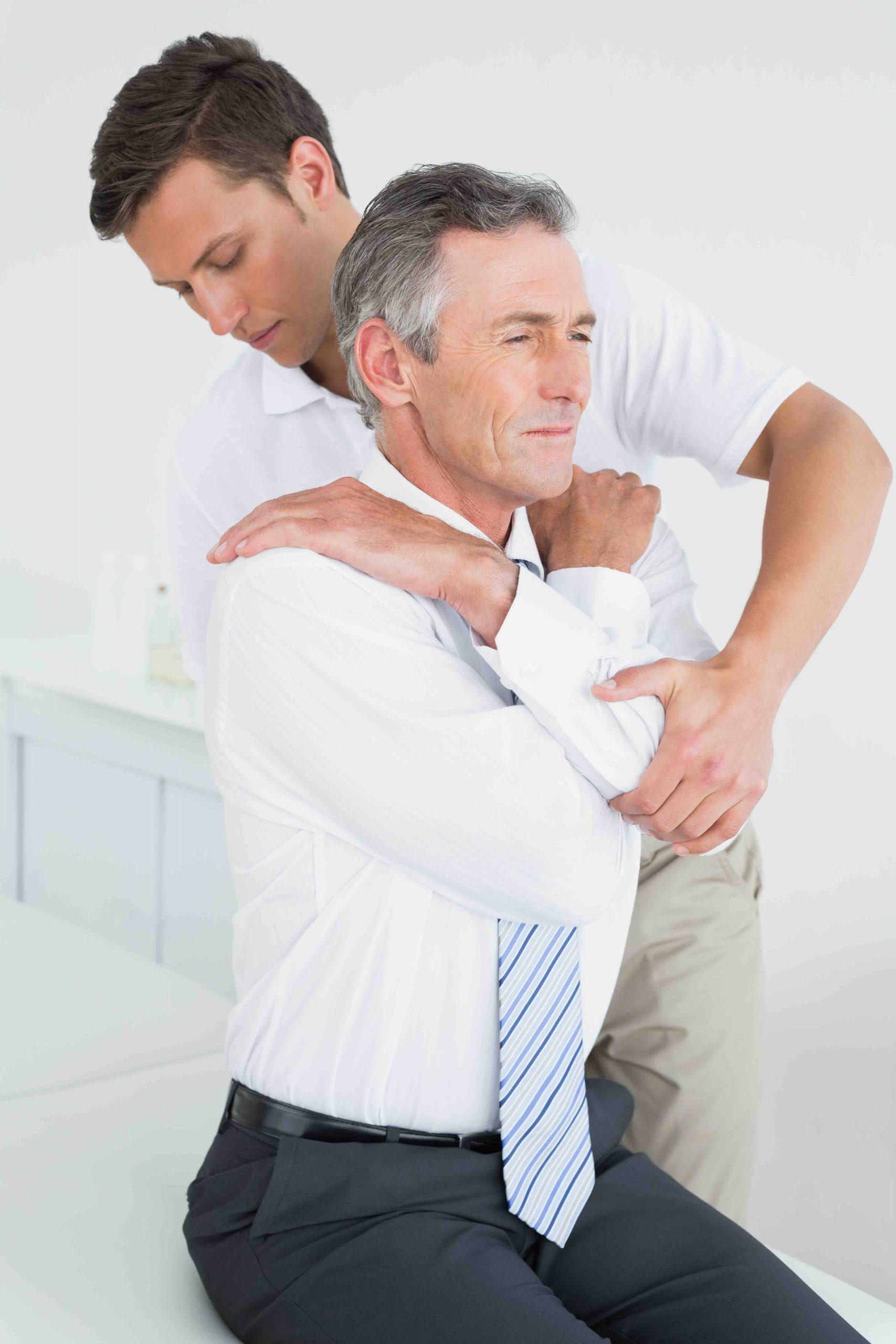 Image of chiropractic techniques